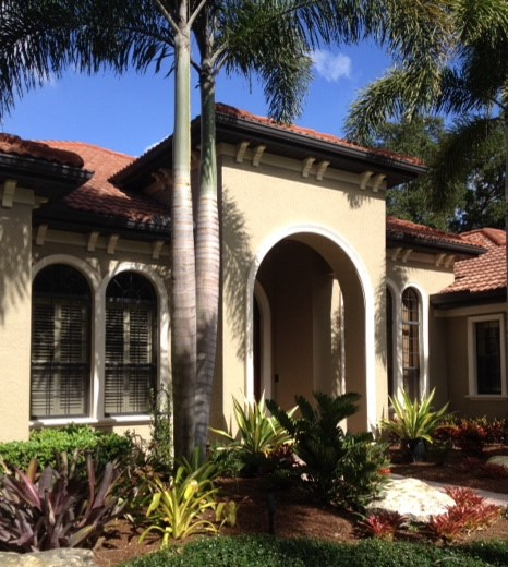Living Room In Venice Fl: AAUW Home Tour 2015